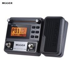 Spesifikasi Mooer Guitar Multi Effects Processor Effect Pedal Dan Harganya
