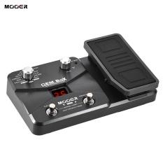 MOOER GEM BOX Gitar Multi Efek Prosesor Efek Pedal Mendukung Fungsi Tuning dengan Ekspresi Pedal Menyimpan Mode-Intl
