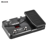 Situs Review Mooer Gem Box Guitar Multi Effects Processor Effect Pedal Supports Tuning Function With Expression Pedal Storing Mode Outdoorfree Intl
