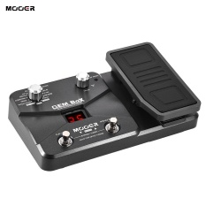 MOOER GEM BoX Guitar Multi-effects Processor Effect Pedal Supports Tuning Function With Expression Pedal Storing Mode Outdoorfree^ - intl