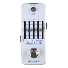 Beli Mooer Graphic B 5 Band Equalizer Pedal Electric Guitar Effect Pedal True Bypass Meq2 Tiongkok