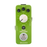 Beli Mooer Mod Factory Micro Mini Electric Guitar Modulation Effect Pedal True Bypass Intl Online Tiongkok