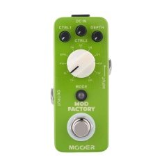 Toko Jual Mooer Mod Factory Micro Mini Electric Guitar Modulation Effect Pedal True Bypass Intl