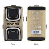 Harga Mooer The Wahter Wah Guitar Effect Pedal Pressure Sensing Switch Full Metal Shell Intl Asli Not Specified