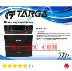 Murah !!! Paket Sound System Speaker Targa (6Inch) Free Mic Kabel Jbl (Tinggal Pasang)