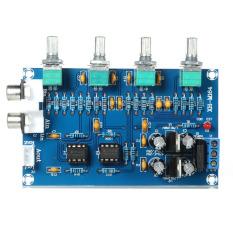 Spesifikasi Ne5532 Stereo Pra Amplifier Preamplifier Papan Nada Audio 4 Channel Penguat Papan Lengkap