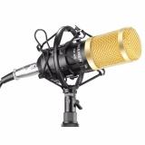 Toko Neewer Nw 800 Profesional Studio Penyiaran Merekam Mikrofon Set Termasuk 1 Nw 800 Profesional Kondensor Mikrofon 1 Mikrofon Shock Mount 1 Bola Tipe Anti Angin Foam Cap 1 Daya Mikrofon Kabel Hitam Online Terpercaya