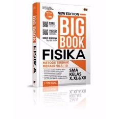 Promo New Edition Big Book Fisika Sma Kelas X Xi Xii Akhir Tahun