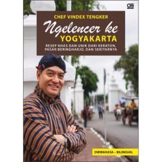 Ngelencer Ke Yogyakarta - Buku Resep Masak Vindex Tengker