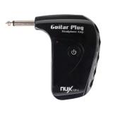 Niceeshop Nux Gp 1 Classic Aux Jack Rock Guitar Plug Headphone Amp Black Intl Murah