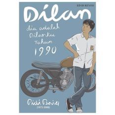 Spesifikasi Novel Dilan Dia Adalah Dilanku Tahun 1990 Edisi Revisi Pastel Yg Baik