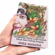Beli Novel Distilasi Alkena Wira Nagara Republikfiksi Mediakita Novel Asli