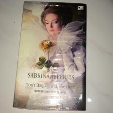 Spesifikasi Novel Historical Romance Sabrina Jeffries Don T Bargain With The Devil Tawaran Sang Iblis Spanyol Lengkap