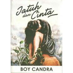 Novel Jatuh dan Cinta (  BOY CHANDRA )