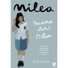 Harga Novel Milea Suara Dari Dilan Pidi Baiq Books Di Yogyakarta