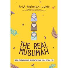 Beli Novel The Real Muslimah Qultummedia Novel Asli