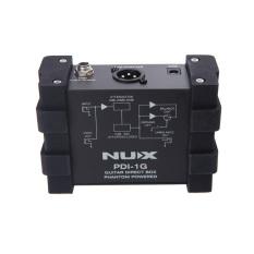 Review Nux Pdi 1G Injeksi Langsung Gitar Listrik Audio Mixer Hantu Ayat Keluar Kotak Di Hong Kong Sar Tiongkok