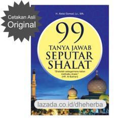 Toko Original Buku 99 Tanya Jawab Seputar Shalat Ustadz Abdul Somad Lc Ma Buku Agama Jawa Barat