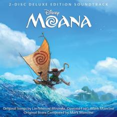 Spesifikasi Original Soundtrack Moana 2Cd Yg Baik