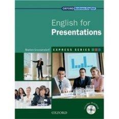 Oxford University Press-English for Presentations - Student's Book&MultiRO