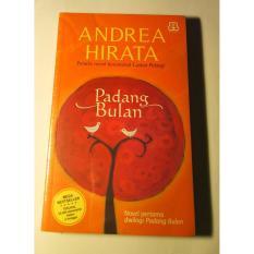 Beli Padang Bulan Andrea Hirata Dengan Kartu Kredit