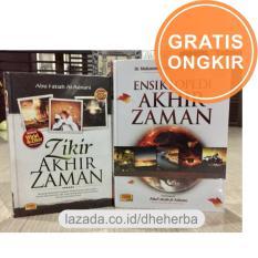 Spesifikasi Paket 2 Buku Ensiklopedi Akhir Zaman Zikir Akhir Zaman Dan Harga