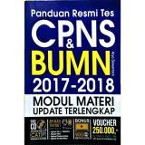Beli Panduan Resmi Tes Cpns Bumn 2017 2018 Terbaru
