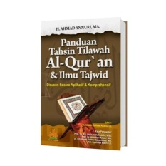 Toko Panduan Tahsin Tilawah Al Quran Dan Ilmu Tajwid Online Di Dki Jakarta