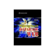 Pemrograman Database Berbasis Web ( Husni ) - Graha Ilmu