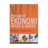 Ongkos Kirim Pengantar Ekonomi Mikro Dan Makro Paulus Kurniawan Di Jawa Tengah