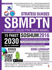 Jual Persiapan Sbmptn Strategi Sukses Sbmptn Soshum Di Indonesia