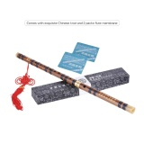 Jual Pluggable Pahit Seruling Bambu Dizi Tradisional Handmade Musik Cina Woodwind Instrumen Kunci G Studi Tingkat Kinerja Profesional Intl Ori