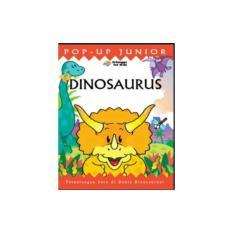 Harga Istanabuku88 Pop Up Junior Dinosaurus Multi Ori
