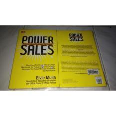Beli Power Sales Rahasia Sukses Memimpin Tim Penjual Elvie Mulia Memotivasi Multi Asli