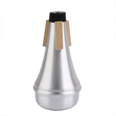 Praktek Langsung Untuk Terompet Sangkakala Aluminium Bisu Instrumen