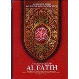 Spesifikasi Pustaka Al Fatih Al Quran Terjemah Dengan Tafsir Perkata Al Fatih A4 Dan Harganya