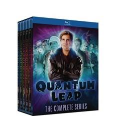 Quantum Leap: Complete Series - Blu-ray - intl
