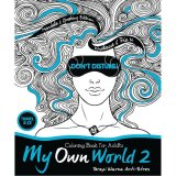 Toko Renebook My Own World 2 Edisi Mandala Greeting Coloring Book For Adults Travel Size Soft Cover Di Dki Jakarta