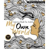 Renebook My Own World Edisi Human Animal Coloring Book For Adults Travel Size Soft Cover Renebook Murah Di Dki Jakarta