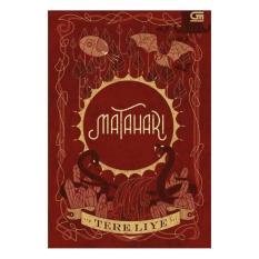 Republik Fiksi Novel Matahari - Tere Liye Gramedia