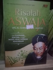Risalah Aswaja - Kh Hasyim Ashari By Metro Bookstore Malang.