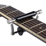 Diskon Besarrolling Gitar Capo Glider Mudah Tergelincir Atas Bawah Untuk Folk Akustik Klasik Gitar Internasional