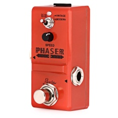 Beli Rowin Ln 313 Analog Phaser Guitar Effect Pedal True By Pass For Musical Instrument Intl Kredit Tiongkok