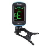 Ongkos Kirim Rowin Lt 22 Acoustic Guitar Tuner Clip On Automatic Digital Electronic Lcd For Electric Bass Chromatic Violin Ukulele Intl Di Tiongkok