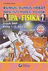 RUMUS-RUMUS HEBAT DAN INTI MATERI POKOK IPA-FISIKA - BUKU SMP B61