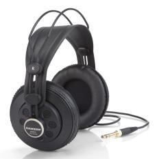 Harga Samson Headphone Sr850 Hitam Samson Ori