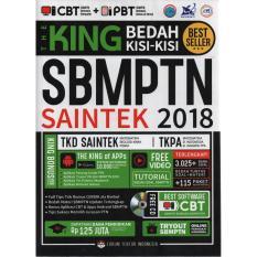 Toko Sbmptn Saintek 2018 The King Bedah Kisi2 Online Terpercaya