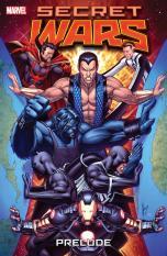 Secret Wars Prelude (Marvel Graphic Novel) [Ebook/E-Book]