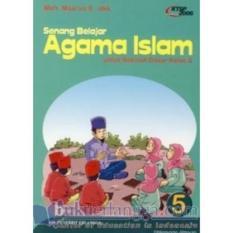 SENANG BELAJAR AGAMA ISLAM 5 SD KTSP 2006 PENERBIT ERLANGGA - BUKU SEKOLAH