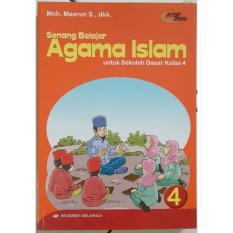 SENANG BELAJAR AGAMA ISLAM - BUKU SEKOLAH
